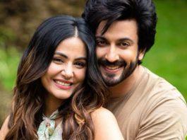 Hina Khan And Dheeraj Dhoopar