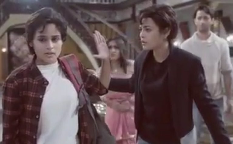 Yeh Rishtey Hain Pyaar Ke : Rhea Sharma Is Nailing It As She Steps In Abir's Shoes For An Upcoming Sequence