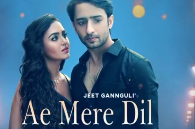 The Teaser Of Shaheer Sheikh And Tejasswi Prakash's Upcoming Music Video Is Gripping And Intense As It Could Be
