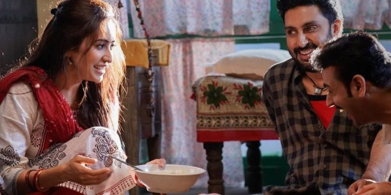 Did You See These Behind The Scene Pics from Asha Negi's Upcoming Film Ludo On Netflix?