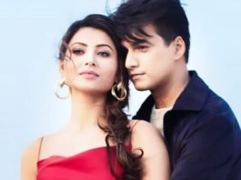 Mohsin Khan And Urvashi Rautela