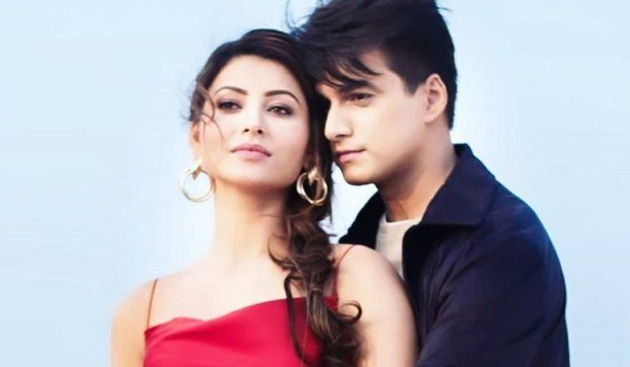 Mohsin Khan And Urvashi Rautela