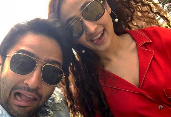 Shaheer Sheikh And Ruchika Kapoor