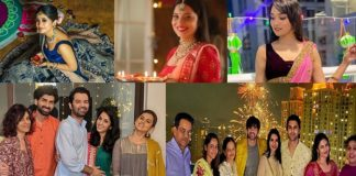 Diwali 2020 of TV Celebs