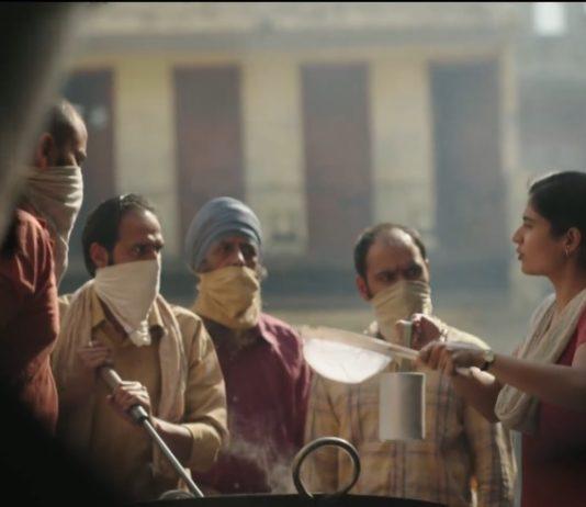 Facebook Diwali Special Ad