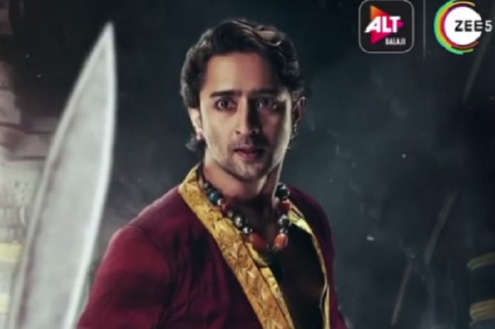 Shaheer Sheikh On Paurashpur On AltBalaji And ZEE5