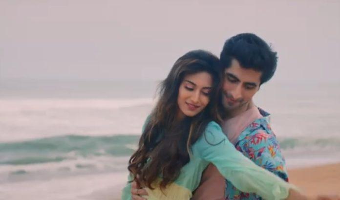 Harshad Chopda And Erica Fernandes In Juda Kar Diya Music Video