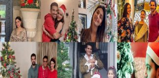 TV Actors Christmas