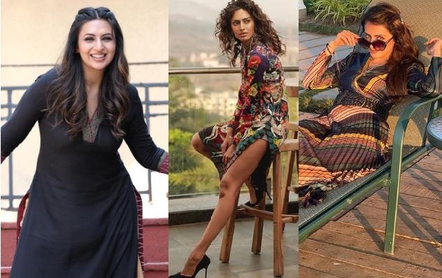 Divyanka Tripathi, Erica Fernandes And Shrenu Parikh