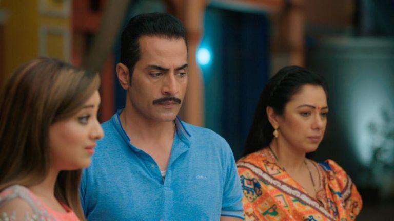 Anupama – Vanraj Asks Kavya To Stay Away From His Family!