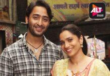Shaheer Sheikh And Ankita Lokhande in Pavitra Rishta 2