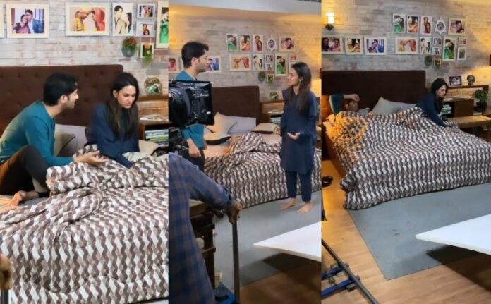 Shaheer Sheikh and Erica Fernandes in Kuch Rang Pyar Ke Aise Bhi 3