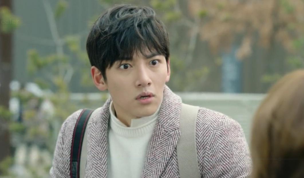 Ji Chang Wook As Park Bong Soo In Healer