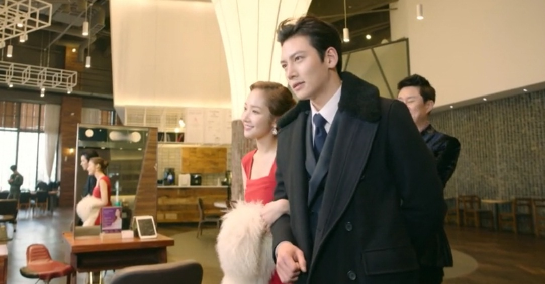 Ji Chang Wook And Park Min Young In Healer