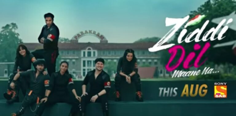 Ziddi Dil Maane Na On Sony SAB : It's Like A Breather For Indian Television Viewers Who Want To Watch Something Different