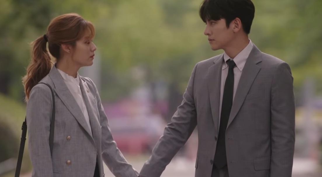 Ji Chang Wook and Nam Ji Hyun In Korean Drama Suspicious Partner